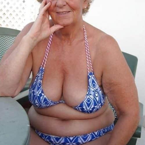 Oma sucht Sex und Vergnügen im Saarland